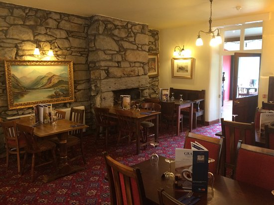 Maentwrog, UK: Lounge