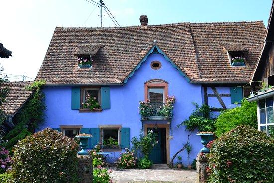 Jardin De La Ferme Bleue