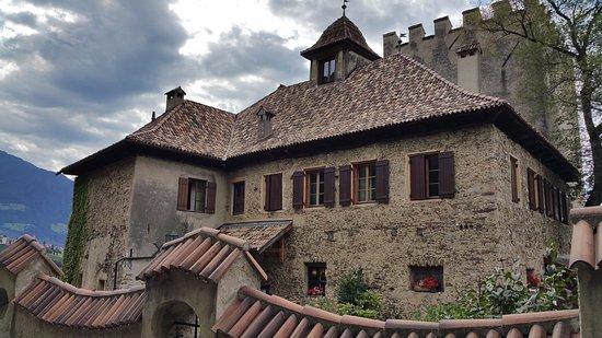 Schloss Thurnstein: L'ingresso