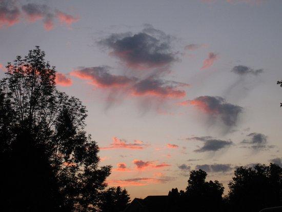 Alpena, MI: Sunset