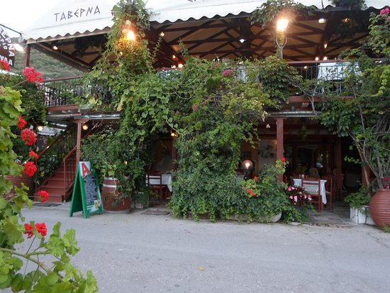 Sivota, Grecia: Spiridoula