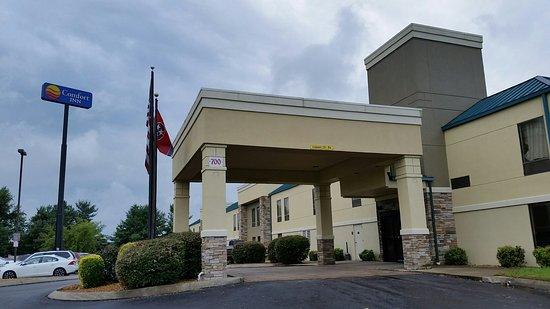 Comfort Inn Clarksville: 20160821_090531_large.jpg