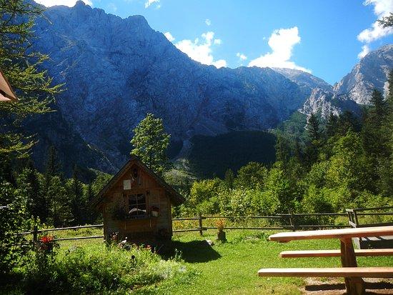 Solcava, Slovenien: aussicht