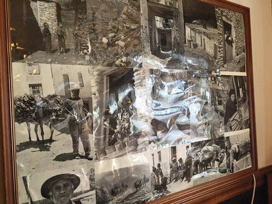 Trevelez, Spanje: Meson Haraicel