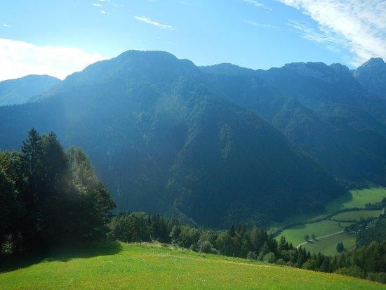 Solcava, Slovenien: tolle aussicht 2