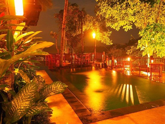 Kayumanis Ubud Private Villa & Spa: カユマニスウブドは どこを歩いても絵になります。