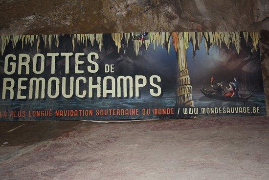 Sougne-Remouchamps, Belgia: enterance