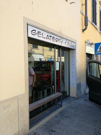 Grassina, Italien: Gelateria Elisir