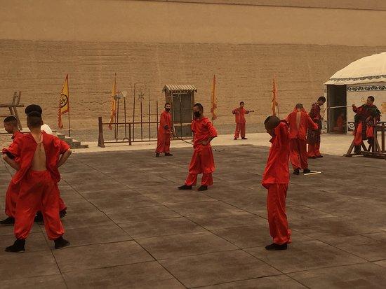 Jiayuguan, Kina: photo1.jpg