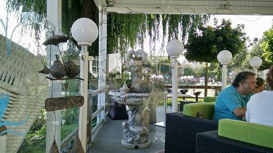 Wittmund, ألمانيا: Cafe Hafenblick