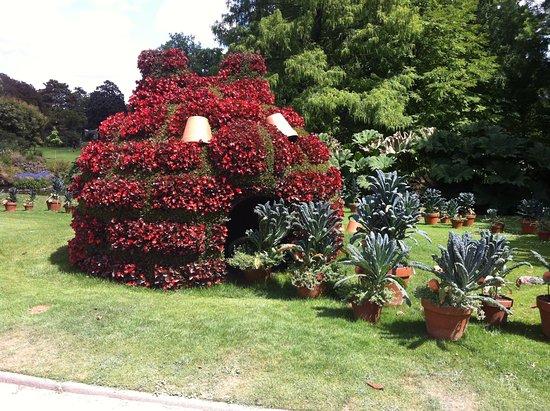 Un mange pots ? - Picture of Jardin des Plantes, Nantes ...