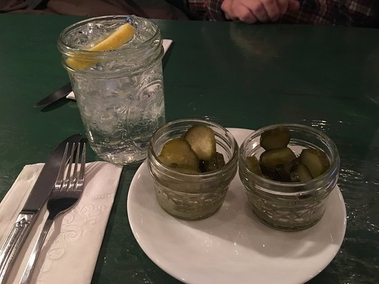 Waldoboro, เมน: Awesome Pickles