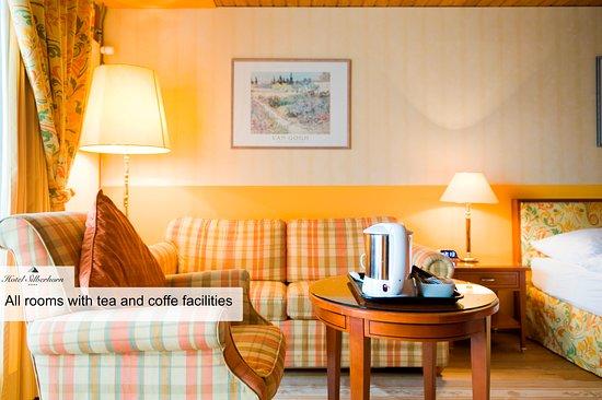 Hotel Silberhorn: double room