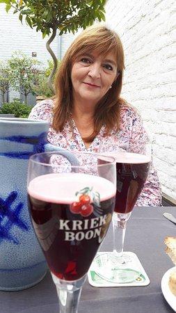 Beersel, Belçika: Kriek Boon, Faro, Lambic en 20cl, 33cl et au litre (de 9 à 13,5€)