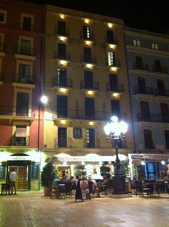 Hotel Placa de la Font Bild