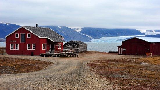 Ny Alesund, Noorwegen: Gegend