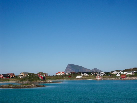 Sommaroy, Norway: Panorami