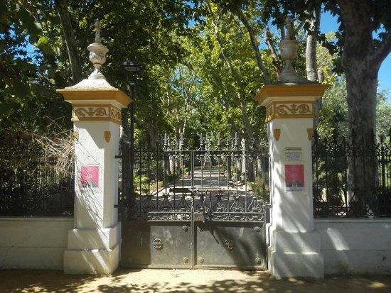 Jardin de las Piletas
