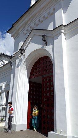 ... ポラツク、Saint Euphrosyne Monastery