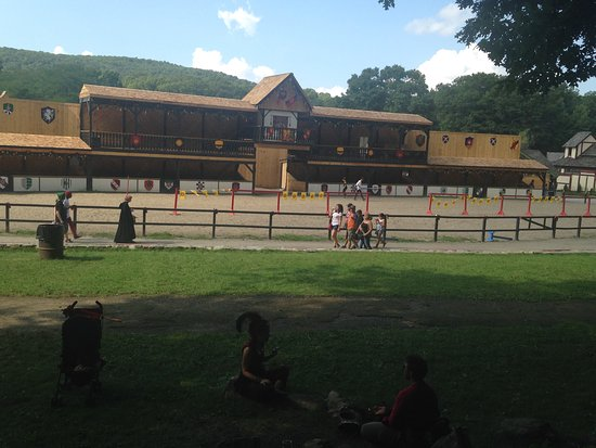 Tuxedo Park, NY: Brand new Jousting court and tournament venue