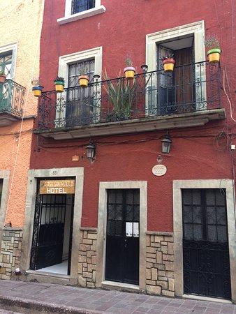 Hotel Casa San Roque
