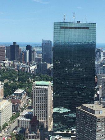 Top of the Hub: Hancock Building