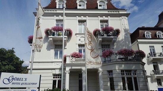 Göbels Hotel Quellenhof: 20160815_151151_large.jpg