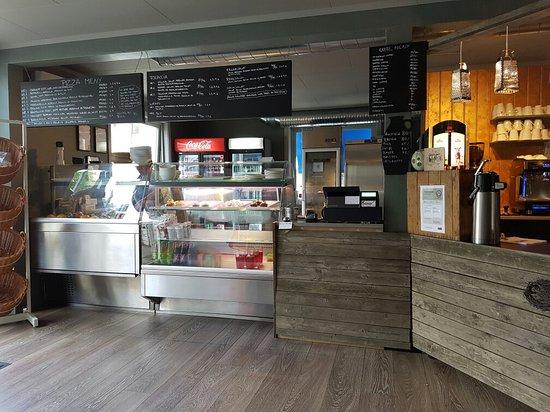 Drammen, Norway: Papirmolla Café
