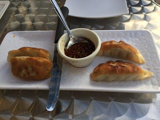 Saigon Bistro: Pork Dumplings