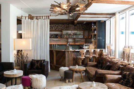 Balderschwang, Niemcy: Lounge, Lobby und Bar