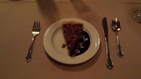 The Cottage : Cottage Place Restaurant, Flagstaff - Pecan pie