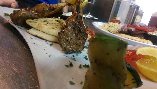 La Plata, MD: Galazio Restaurant