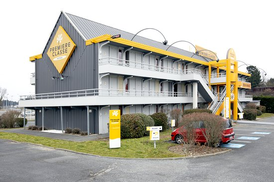 普瑞米爾南波爾多佩薩克貝克雷勒經典酒店照片