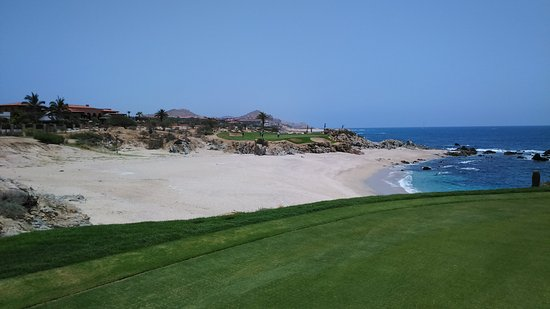 Cabo del Sol Golf Club : The 17th Hole at The Ocean Course