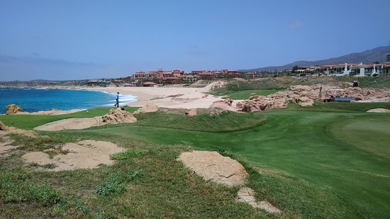 Cabo del Sol Golf Club : The Ocean Course