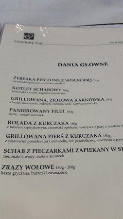 Mazovia Province, Polonia: Goscinny Gaj