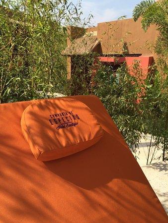 Alpuyeca, Meksika: Camastro