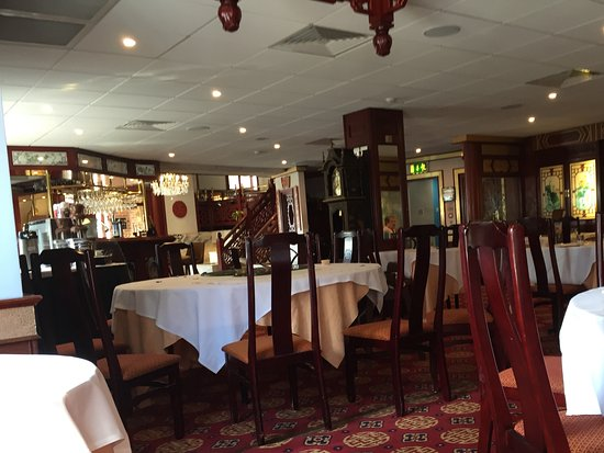 Bingham, UK: Restaurant