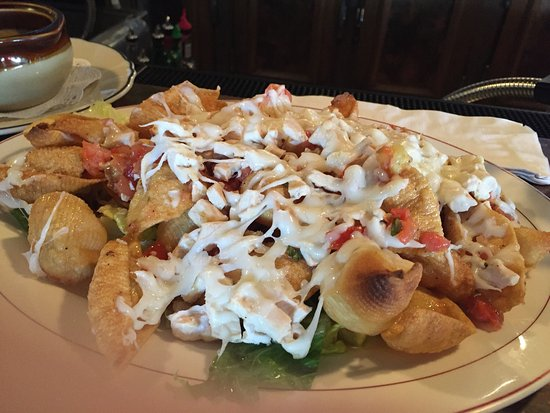 Andover, NJ: Chicken Nachos