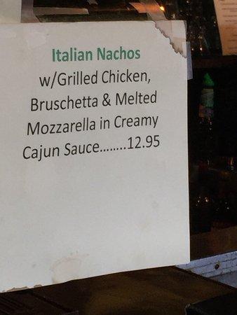 Andover, Νιού Τζέρσεϊ: Chicken Nachos