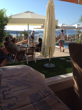 Perigiali, Hellas: Hotel Oasis