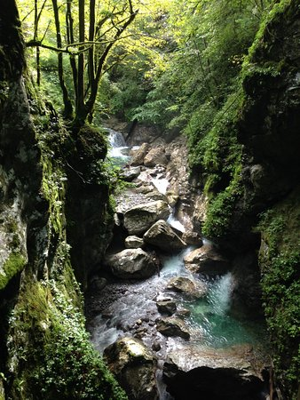 Tolmin Gorge: photo2.jpg
