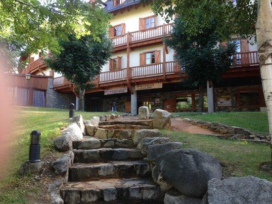 Pla de l'Ermita, España: Acceso