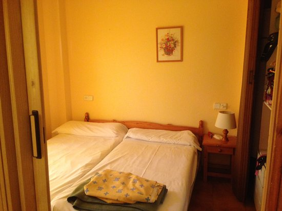 Pla de l'Ermita, España: Dormitorio