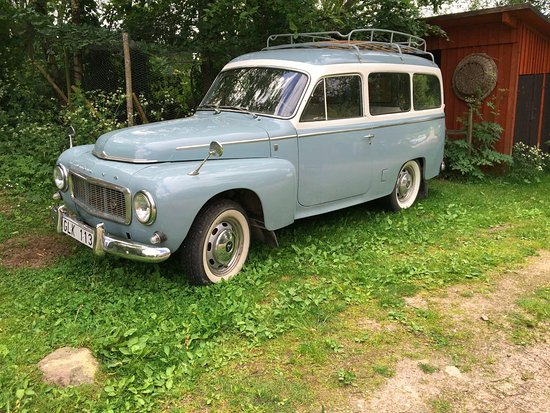 Skane County, Sweden: En Volvo Duett i drift sedan 1966