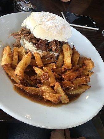 Ουάσιγκτον, UK: best beef baguette i have ever had highly recommend