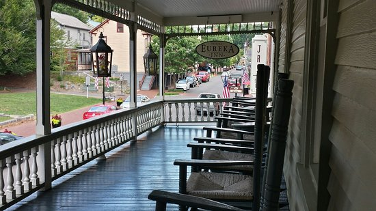 Jonesborough, TN: Stepping Back in Time