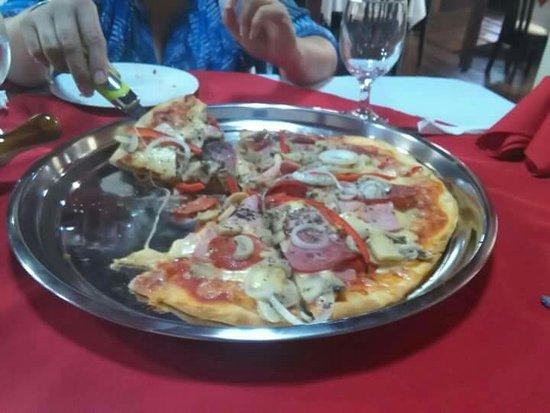 San Ramon, Costa Rica: Deliciosa pizza