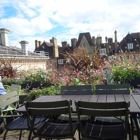 Roof Top Terrace Picture Of Rooftop Restaurant Ashmolean