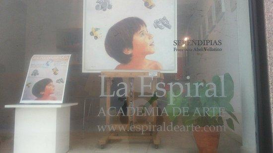 Jerez de los Caballeros, Spanien: La Espiral Academia de Arte